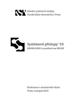 sborník ISBN 978-80-245-1728-5