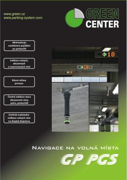 Navigační systém GPP PGS