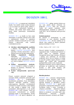 DUOZON 100 L