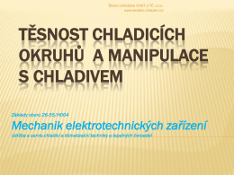 Těsnost chladicích okruhů a manipulace s chladivem.pdf