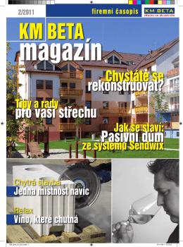 magazín ke stažení ve formátu PDF