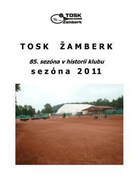 Tenisový sumář 2011