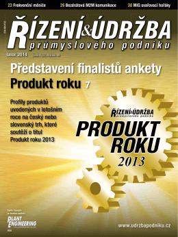 Představení finalistů ankety Produkt roku 7