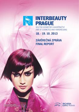 závěrečná zpráva final report 18. - 19. 10. 2013