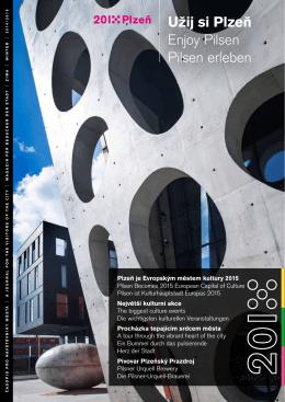 Časopis pro návštěvníky města