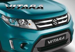 Kupon pro zasílání informací o no vé Suzuki VITARA a pozvání na