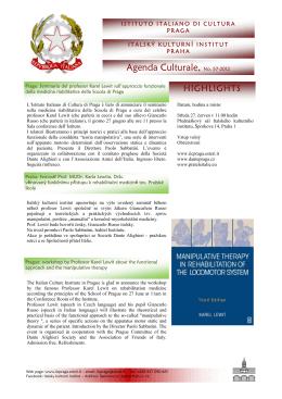 Agenda Culturale, No. 57-2012