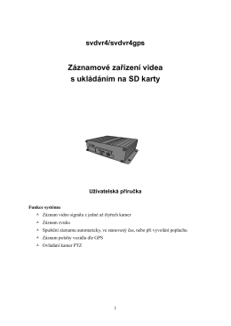 Návod - LevneAlarmy.cz