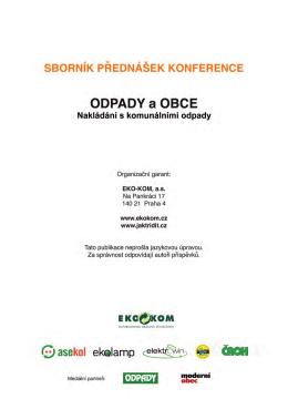 Sborník 2010 - EKO