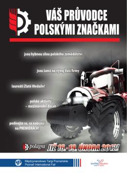 Průvodce polskými značkovými výrobky (pdf, 3.89 Mb)