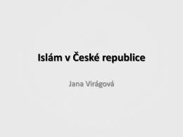 Islám v České republice
