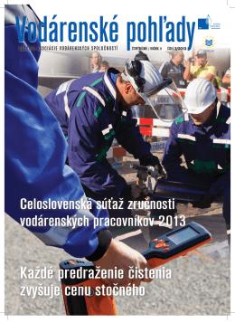 vodar pohlady 3-2013.indd - Asociácia vodárenských spoločností