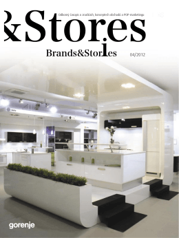 Stories 04/2012 - Brands&Stories