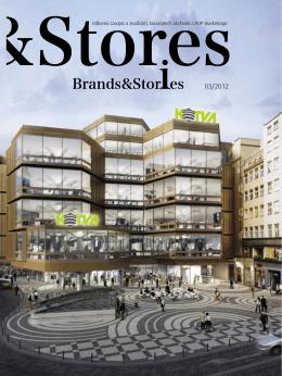 Odborný časopis o značkách, konceptech obchodů a POP