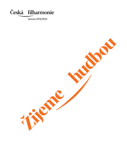 Nová sezóna 2013/2014