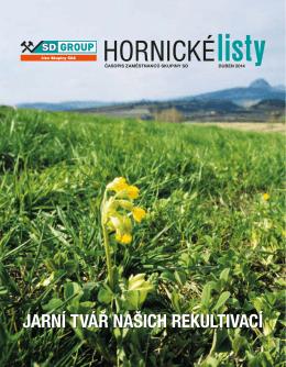 HL02-2014 - Hornické listy