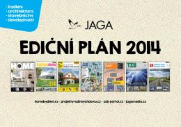 Ediční plán 2014