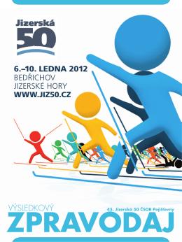 výsledkový 6.–10. ledna 2012 bedřichov jizerské hory