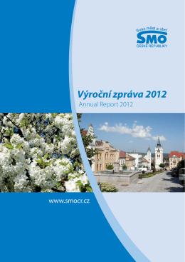 Annual Report 2012 - Svaz měst a obcí České republiky