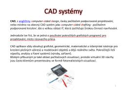9. CAD systém Eagle