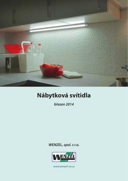 Katalog svítidel Wenzel 2014