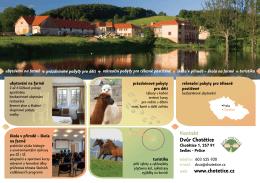 Programy v Chotěticích (pdf)