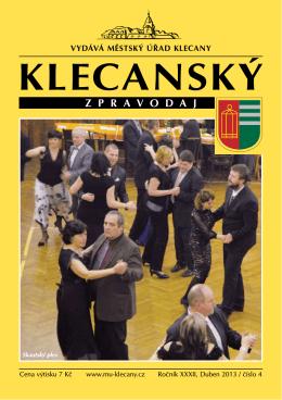 4/2013 - Klecany