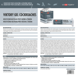 VIktoRY gEl CoCkRoaCHES