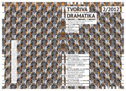 tvořivá dramatika 2/2012