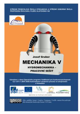 žákovský pracovní sešit - Střední průmyslová škola strojnická, Plzeň