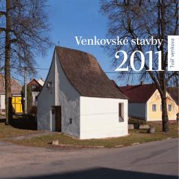 Venkovské stavby 2011