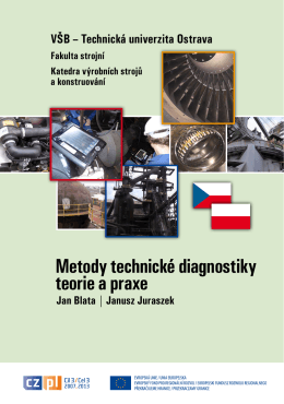 Metody technické diagnostiky teorie a praxe