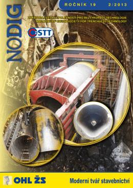 Moderní tvář stavebnictví - CzSTT Česká společnost pro