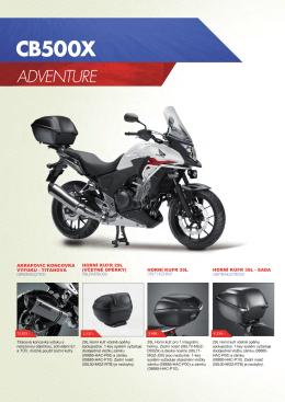 CB500X - Honda