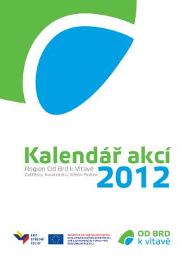 Kalendář akcí - Informační středisko města Dobříš