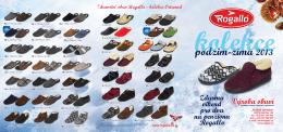 Zdravotní obuv Rogallo
