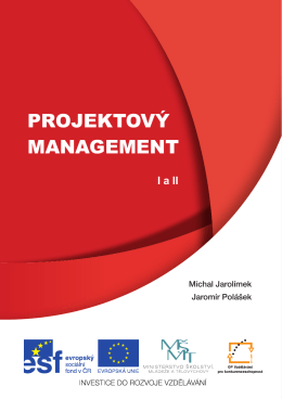 PROJEKTOVÝ MANAGEMENT - FINAL.indd