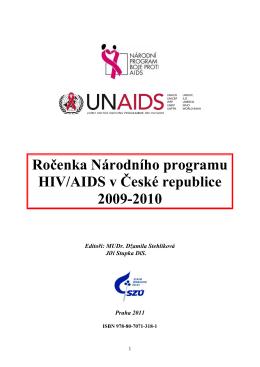 Ročenka Národního programu HIV/AIDS v České republice 2009