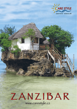 Katalog Zanzibar
