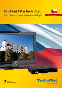 Digitální TV a TechniSat
