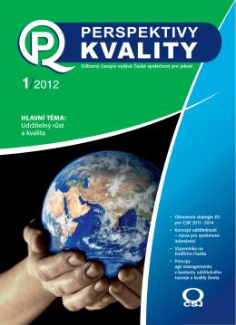 1 - Časopis Perspektivy kvality