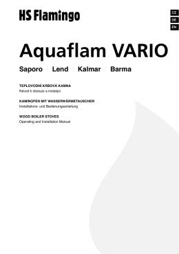 Aquaflam VARIO