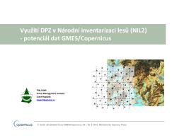 Filip Hájek (ÚHÚL): Využití DPZ v Národní inventarizaci lesů