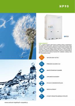 hp90 vzduch/voda