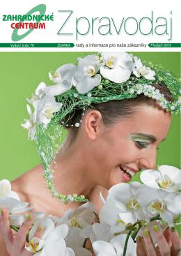 Předjaří 2013 - Zahradnictví Chládek