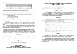 Návod k obsluze VARMEC_stručný - MOTOR