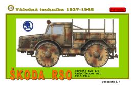 ŠKODA RSO - konstrukce Ferdinand Porsche