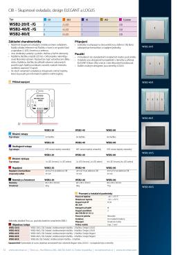 G WSB2-80/E - EMEA Gateway