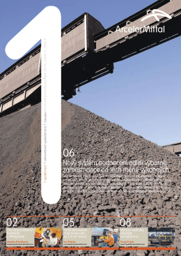 Sestava 1 - ArcelorMittal Ostrava as