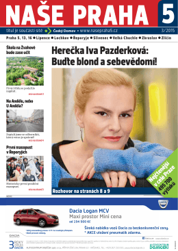 NP5 - Naše Praha 5